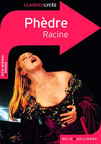 9782701154480: Phedre (French Edition)