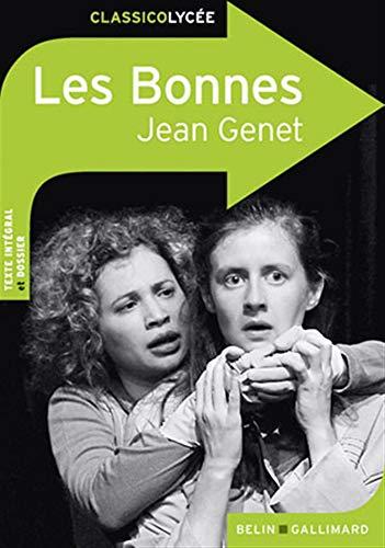 9782701154503: Les Bonnes de Jean Genet (French Edition)
