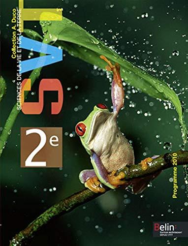 9782701155081: SVT 2e Programme 2010 (French Edition)