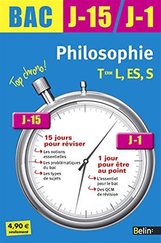 9782701155159: Philosophie Tle L, ES, S