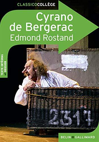 9782701156408: Cyrano de Bergerac: Comédie héroïque en cinq actes, en vers (Classicocollège)