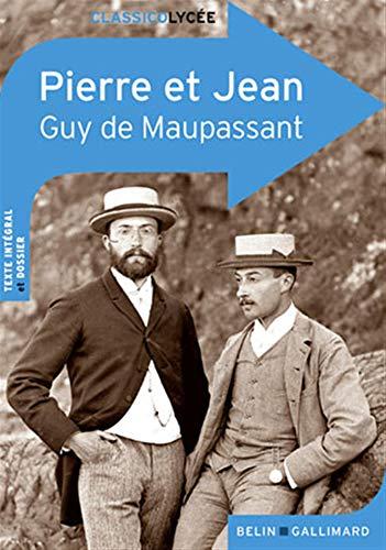 9782701156439: Pierre et Jean (ClassicoLycée)