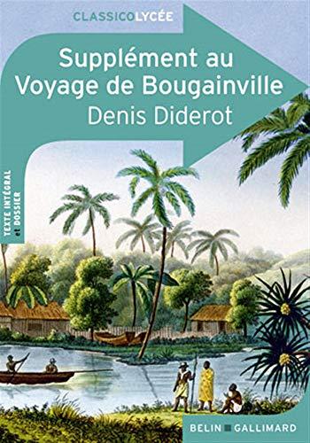 Supplément au Voyage de Bougainville (Classico Lycée,: Diderot, Denis