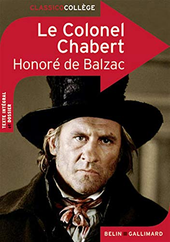9782701156453: Le Colonel Chabert