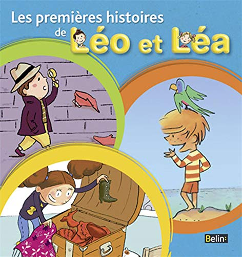 9782701157689: Les premières histoires de Léo et Léa