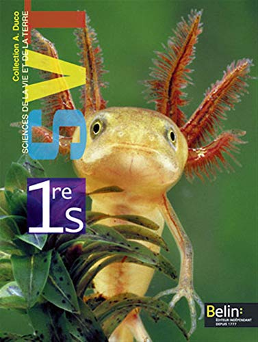 9782701158259: Sciences de la Vie et de la Terre 1e S (French Edition)