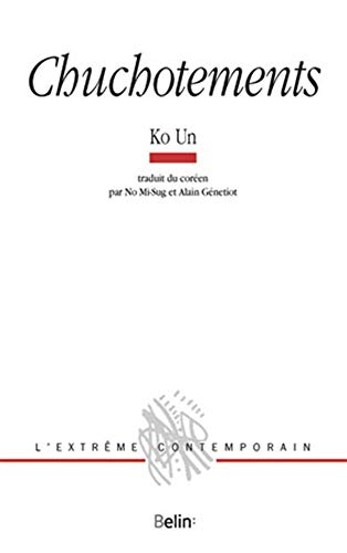 9782701158396: Chuchotements