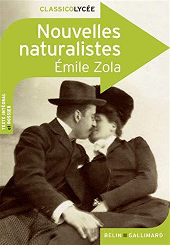 NOUVELLES NATURALISTES: ZOLA ÉMILE