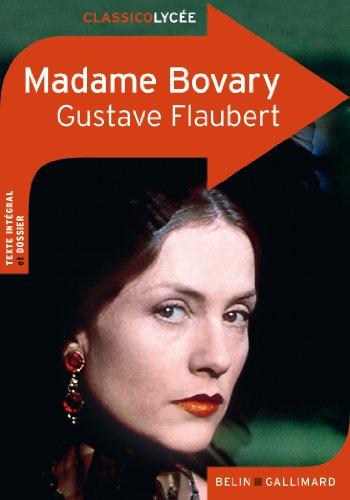 9782701161518: Madame Bovary