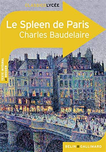 Le Spleen de Paris: Baudelaire,Charles