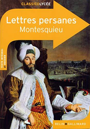 9782701161600: Lettres persanes