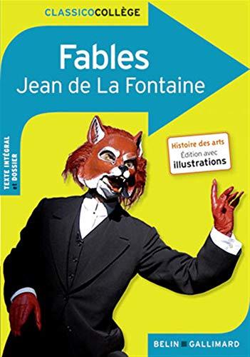 Fables: La Fontaine,Jean de