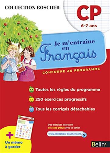 9782701161808: Je m'entraîne en français CP. Per la Scuola elementare