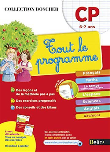 9782701161907: Tout le programme - CP - 6-7 ans (French Edition)