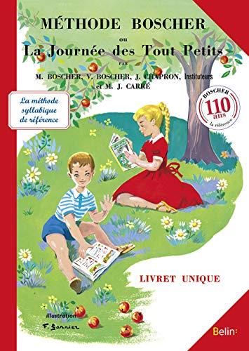 9782701162034: Méthode Boscher ou La journee des tout petits (French Edition)