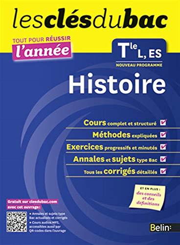 9782701162126: Cls du Bac - Histoire Tle L ES S - Russir l'anne