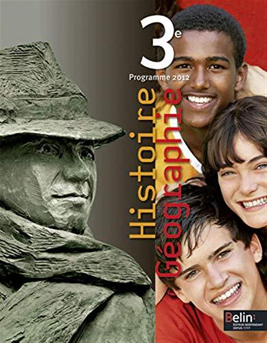 9782701162218: Histoire Géographie 3e : Programme 2012