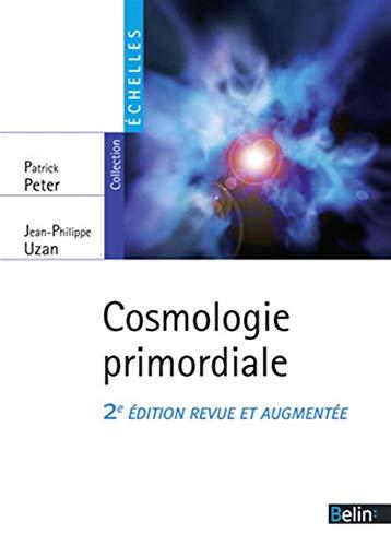9782701162447: cosmologie primordiale