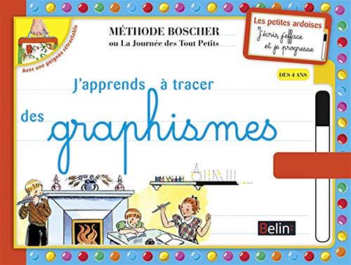 9782701163321: J'apprends a tracer des graphismes - Boscher (French Edition)