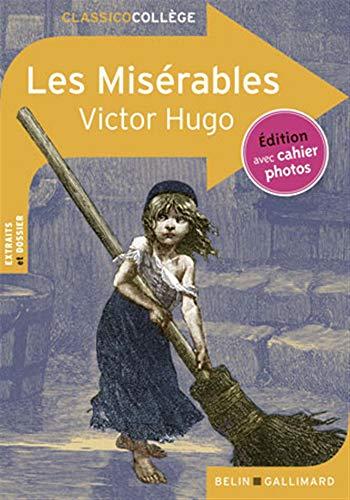 9782701164366: Les Misérables (extraits)