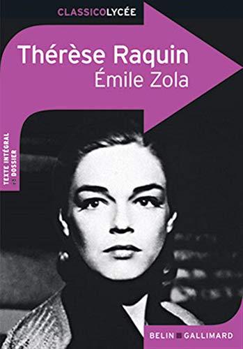 9782701164601: Thérèse Raquin