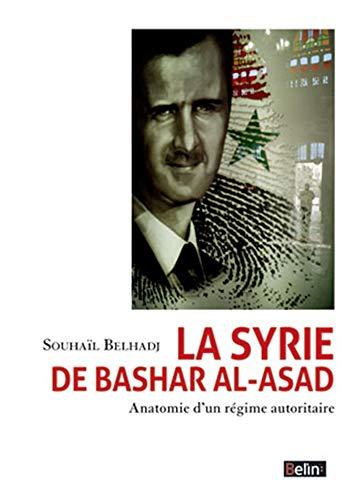 SYRIE DE BASHAR AL ASAD -LA-: BELHADJ SOUHAIL