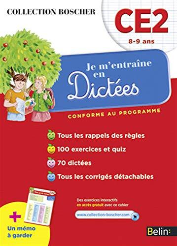 9782701175256: Je m'entraine en dictee - CE2 - 8-9 ans (French Edition)