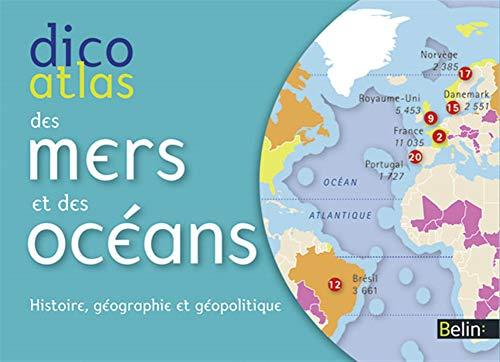 DICO ATLAS DES MERS ET DES OCEANS: ROYER PIERRE