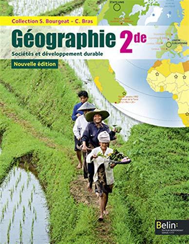 9782701183077: Geographie 2e 2014 Eleve