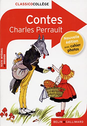 CONTES: PERRAULT CHARLES