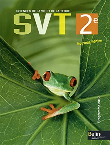 9782701183510: Sciences de la Vie et de la Terre (SVT) 2e - Livre de l'élève