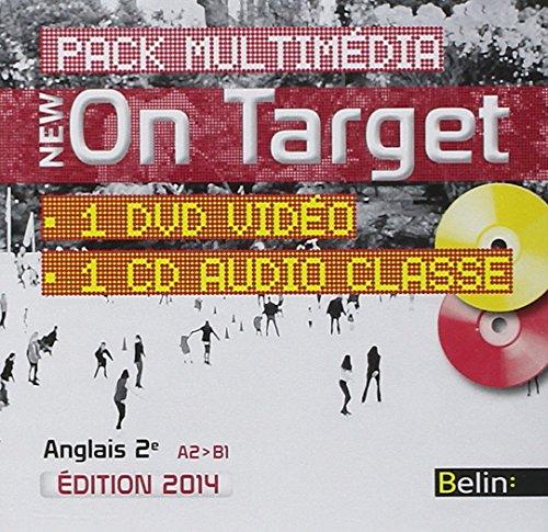 Pack New on Target 2de Ned 2014 CD Classe + Video Classe: Habert Jean Louis