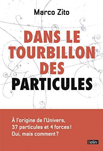 DANS LE TOURBILLON DES PARTICULES: ZITO MARCO