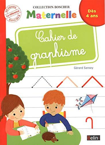 9782701193083: Cahier de graphisme Maternelle (Boscher)