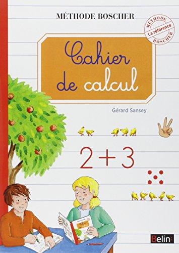 9782701193106: Cahier de Calcul (Nouvelle Édition) (French Edition)
