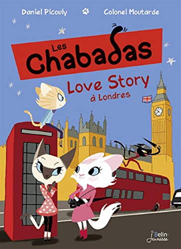 CHABADAS T6 LOVE STORY A LONDRES -LES-: PICOULY MOUTARDE