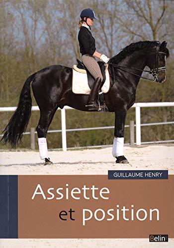 9782701195124: Assiette et position - Nouvelle édition