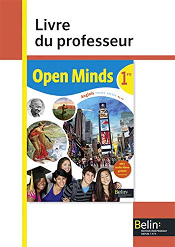 9782701195186: Open Minds 1re : Livre du professeur