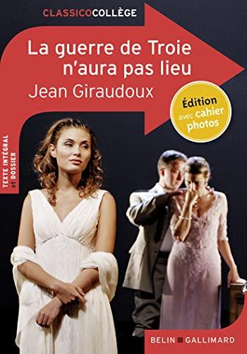 9782701196756: La guerre de Troie n'aura pas lieu (French Edition)