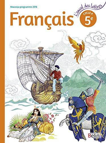 9782701197418 Francais 5eme Cycle 4 Livre De L Eleve