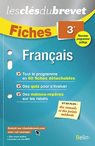 Fiches français - troisième - les cles: Medina, Annabel