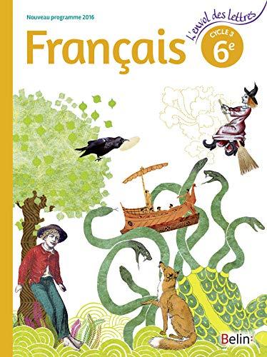 9782701198446: Français 6ème Cycle 3 : Livre de l'élève - Format compact - Nouveau programme 2016