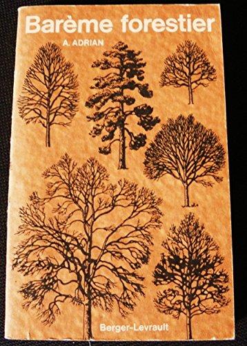 9782701300979: Bar�me forestier