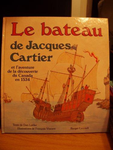 9782701305776: Le bateau de Jacques Cartier