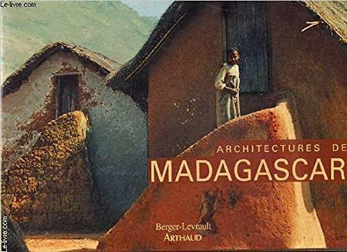 9782701312071: Architectures de Madagascar