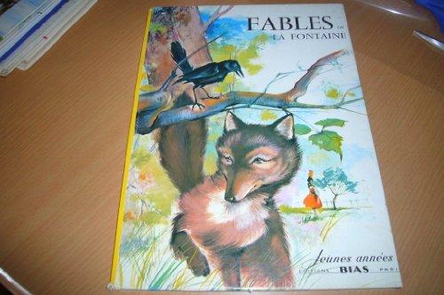9782701512143: Fables de La Fontaine