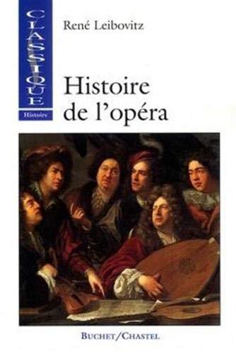 9782702012918: Histoire de l'opéra