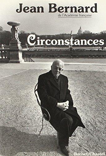 Circonstances (French Edition): Bernard, Jean