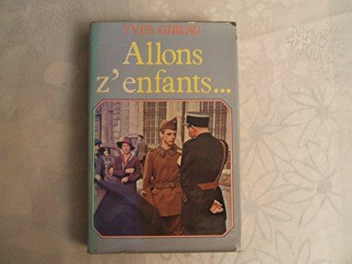 9782702103968: Allons z'enfants--: Roman (French Edition)