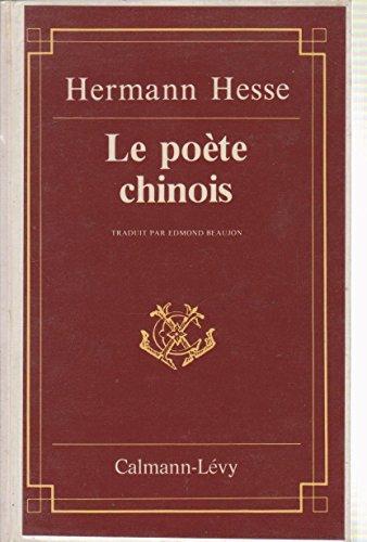 9782702104651: Le poete chinois